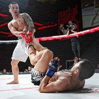 Karnage – Top MMA Prospect in Australia